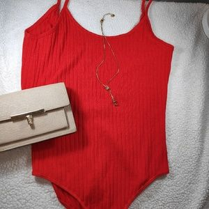 ZARA BODY (L) WARM RED 🔥